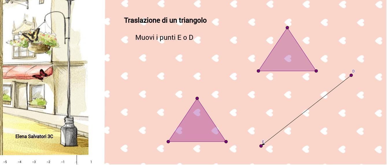 Traslazione di un triangolo Press Enter to start activity