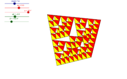 Piramida Sierpińskiego - 3