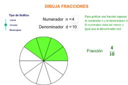 Dibuja Fracciones V2