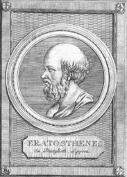 Eratosten i opseg Zemlje