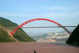Parabeln in der Brückenkonstruktion