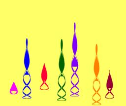Wzorek2 - krzywe parametryczne