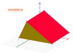 Scheef prisma