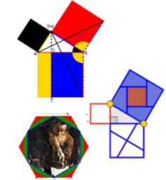 Geometri i planet