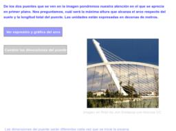 Puente parabólico