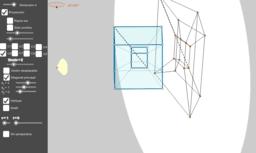 Dimensiones del hipercubo
