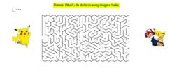 MAZZE 16 - Pikachu