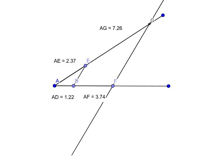 Multiplicación de segmentos 02