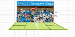 Peter Andreasens tennisslag