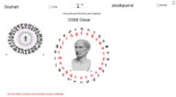 Codeur Décodeur César
