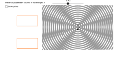 Double Source Wave Interference