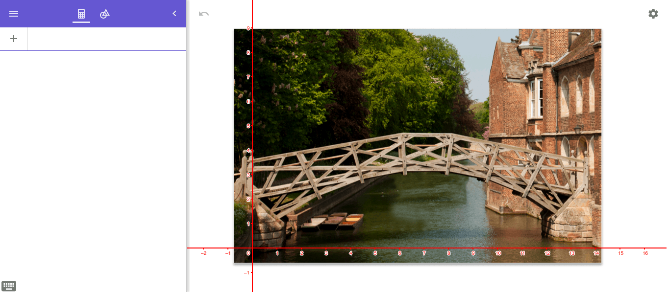 Mathematical Bridge Press Enter to start activity