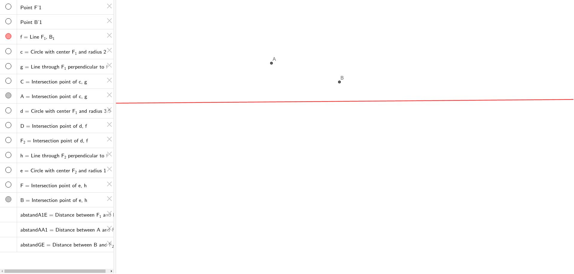 Planen mit Geometrie und DGS - Neue Wege 110/22 - 7f Buckhorn Frübis