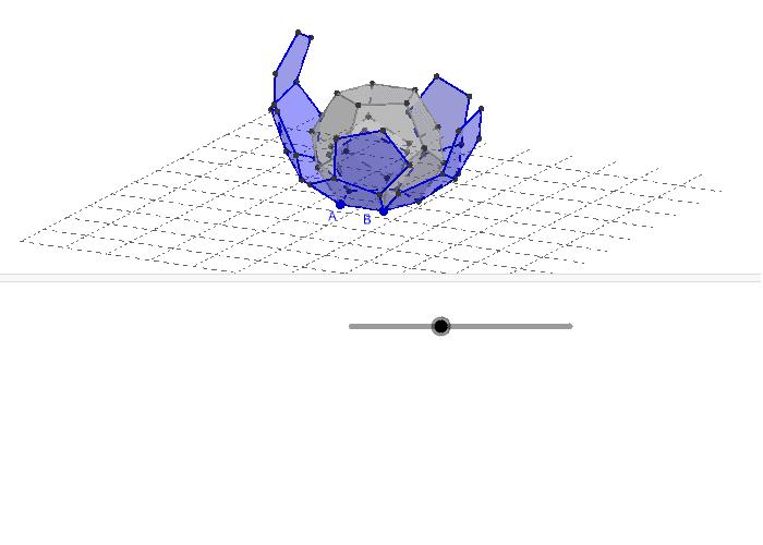 Oberfläche eines regelmäßigen Vielecks