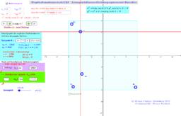 Lösung nichtlinearer Gleichungssysteme: 2 Variablen (2_3b)
