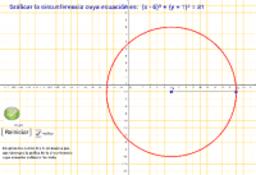 2.1 Circunferencia
