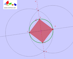 PEL constructie vierkant