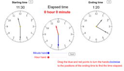 Find the Elapsed Time