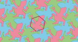 Mosaic: Escher's Lizard
