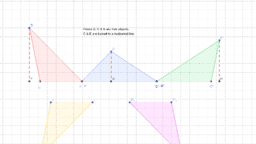 Three Triangle Heights (altitudes)
