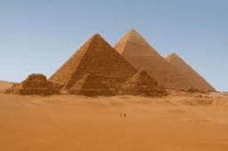 Unterrichtsplanung Pyramide