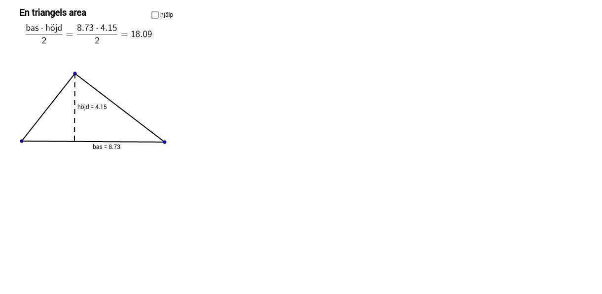 Geometriundersökningar
