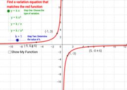 Variation Function Matching