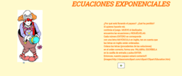 Grecia: Juego con ecuaciones exponenciales.