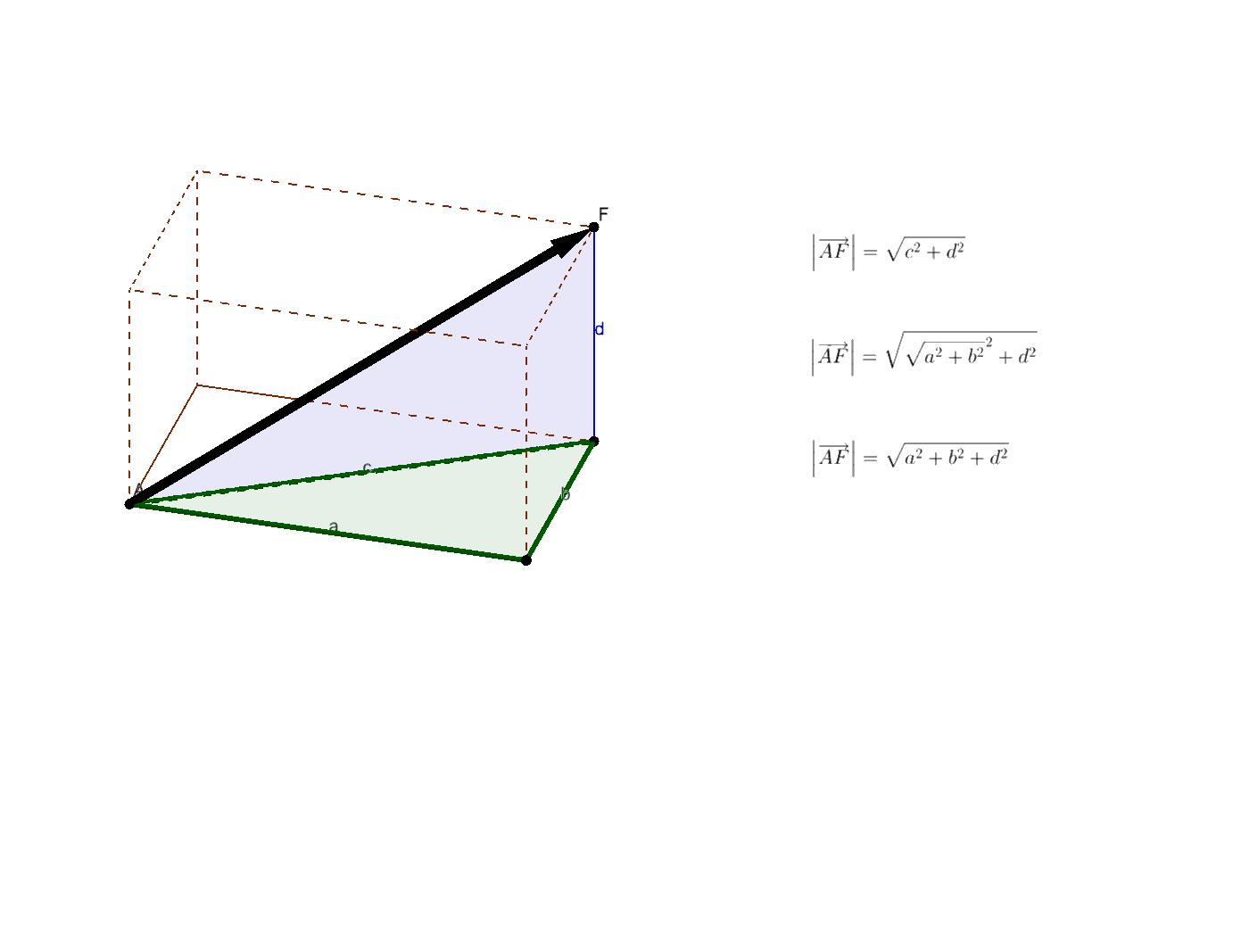 Betrag Vektor R3