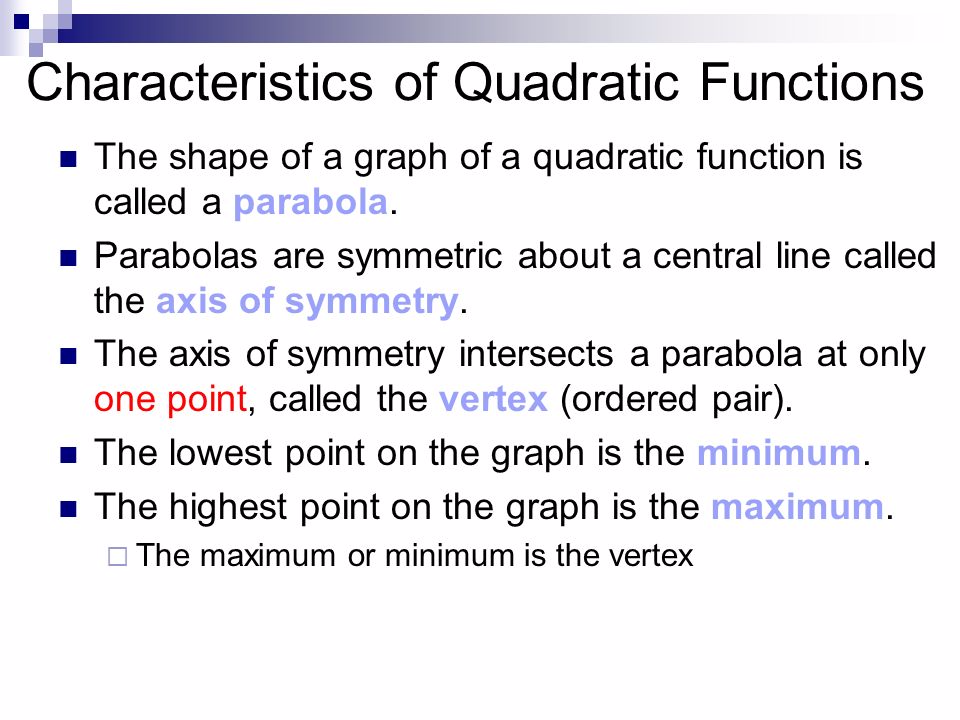 characteristics of quadratic functions geogebra. Black Bedroom Furniture Sets. Home Design Ideas