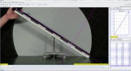 Buborék mozgása Mikola-csőben – Videoelemzés