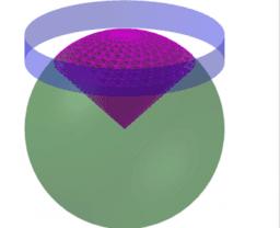 錐體及球體體積與表面積