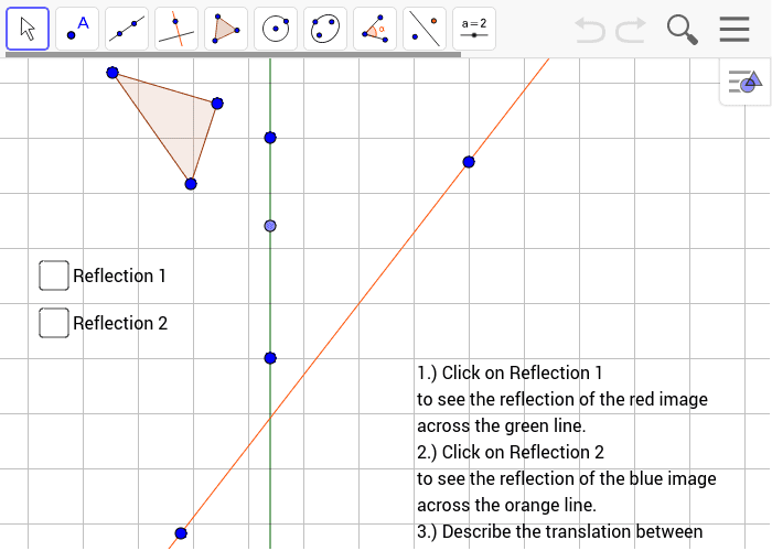 Compositions of Transformations- Rotations