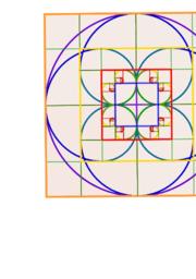 Fibonacci Spiral ( Maths or Art )