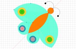 Simmetria di una farfalla