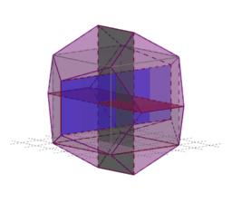 Dodekaeder und Würfel