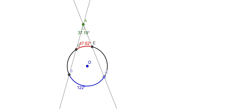 Angle - Arc Exploration