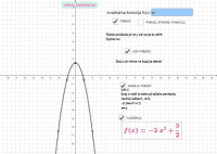 Određivanje kvadratne funkcije