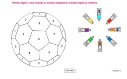 Balón numérico