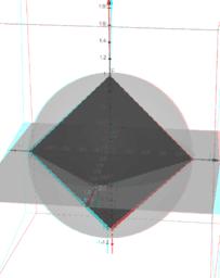 Oktaedri ja pallo