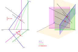 DT2.Diédrico.Distancias.Problema 02.