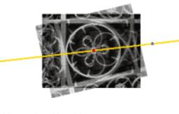 Using Geogebra to explore reflectional symmetry
