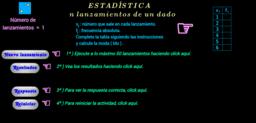 Estadística ( moda - ejercicios 1 )