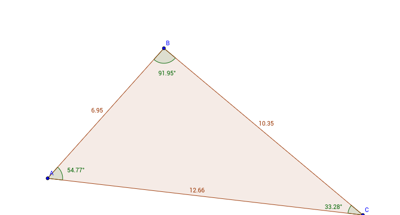 Relationship between Angles and Sides in a Triangle