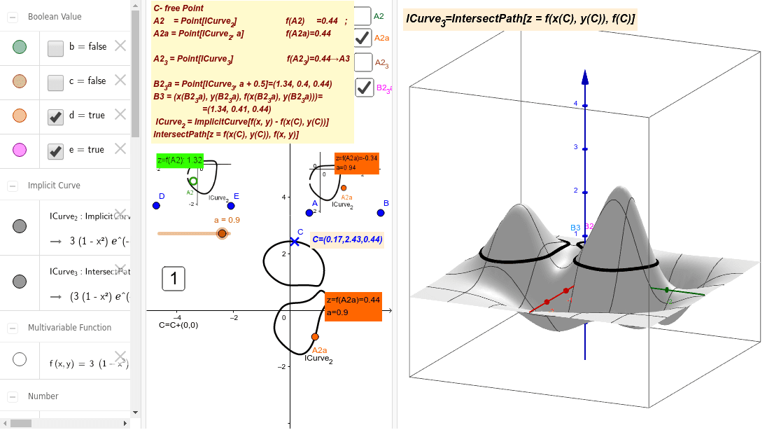 http://www.geogebra.org/help/topic/problems-with-the-implicit-function https://www.geogebra.org/help/topic/implicit-curves_1