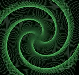 Spiral Patterns.