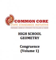 Triangle Congruence Book 1