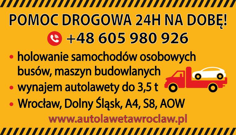 Zapraszamy na naszą stronę internetową: www.autolawetawroclaw.pl