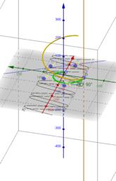 螺旋円錐5P
