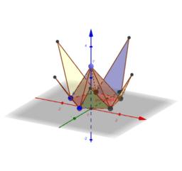 desarrollo de un poliedro